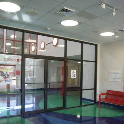 DeQuincy Upper Elementary - Secure Entry